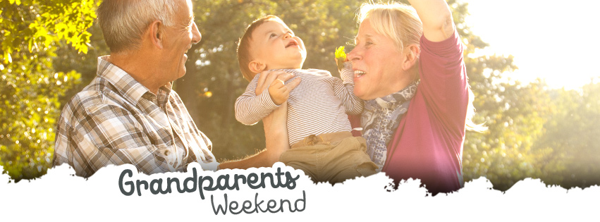 Grandparents Weekend at Patterson Farm, October 7 & 8