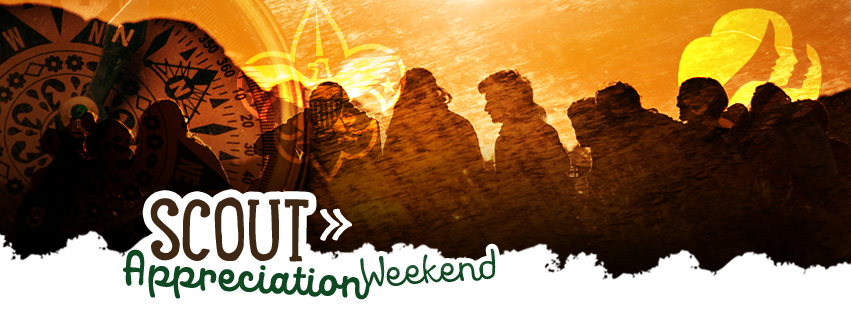 Scout Appreciation Weekend, October 28 & 29