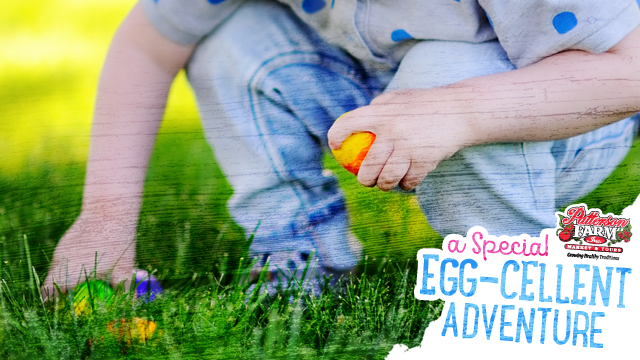 Easter Egg Hunt for Special Needs Families