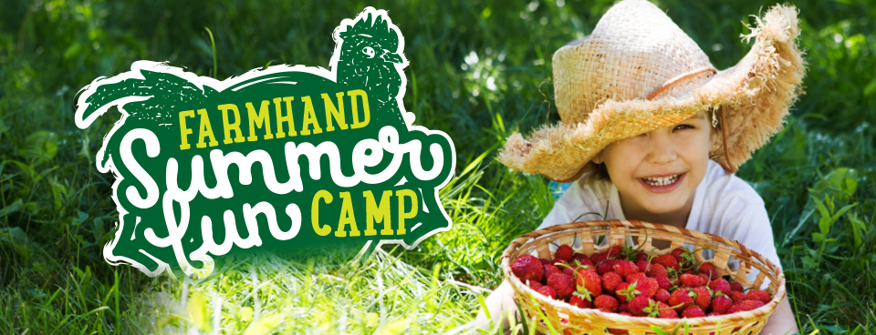 Farm Hand Summer Fun Camp
