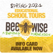 Educational School Tours Spring 2021 Info Card
